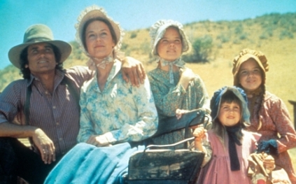 BKDH0W / Television - Little House On The Prairie