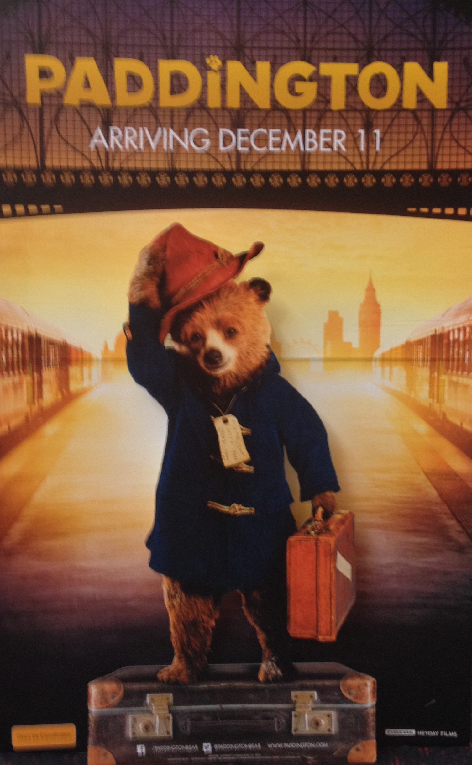 movie time � paddington it is what it is