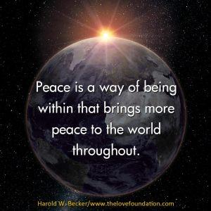 PeaceGlobe