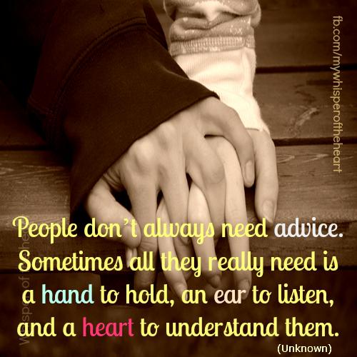 Advice