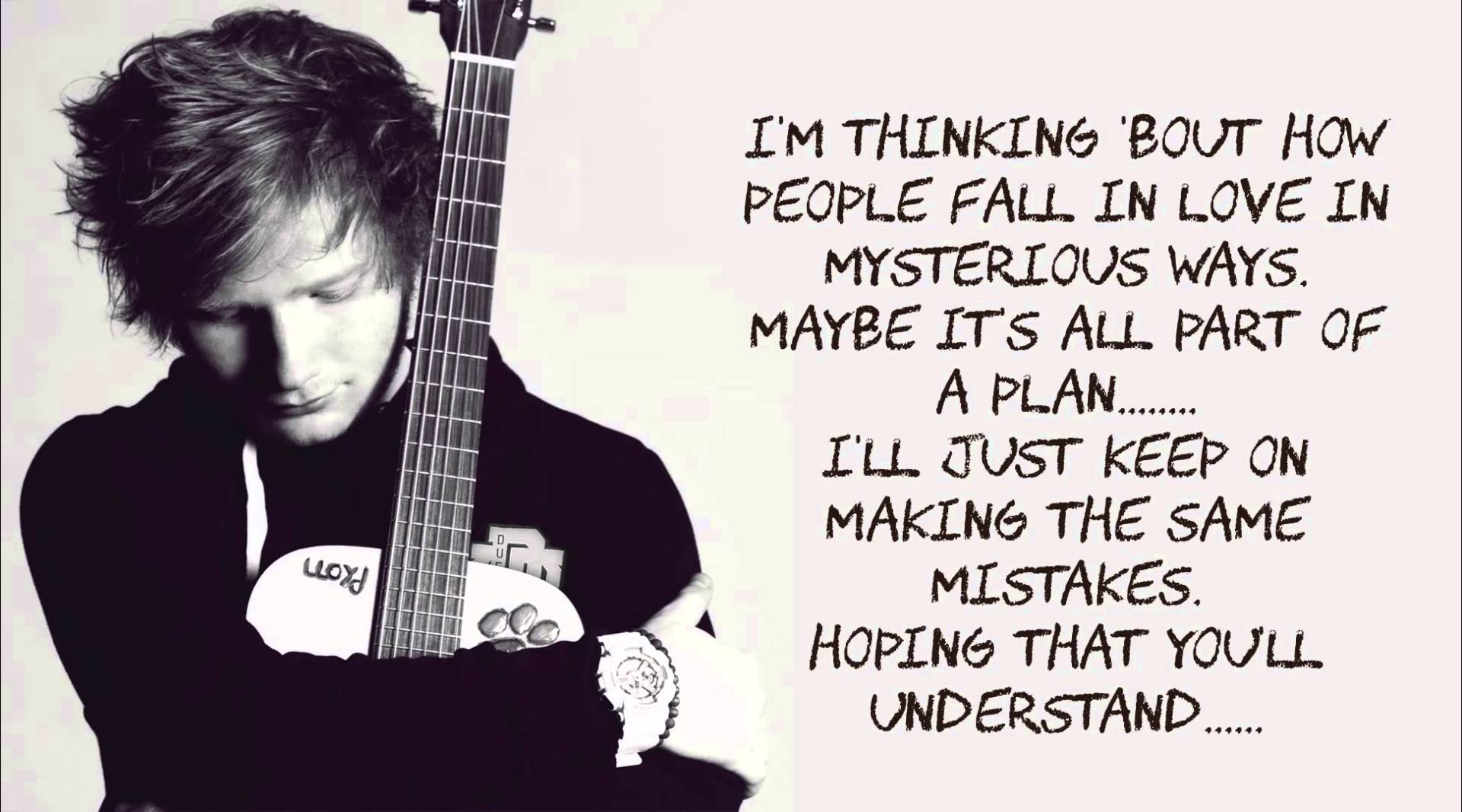 Ed Sheeran | It Is What It Is