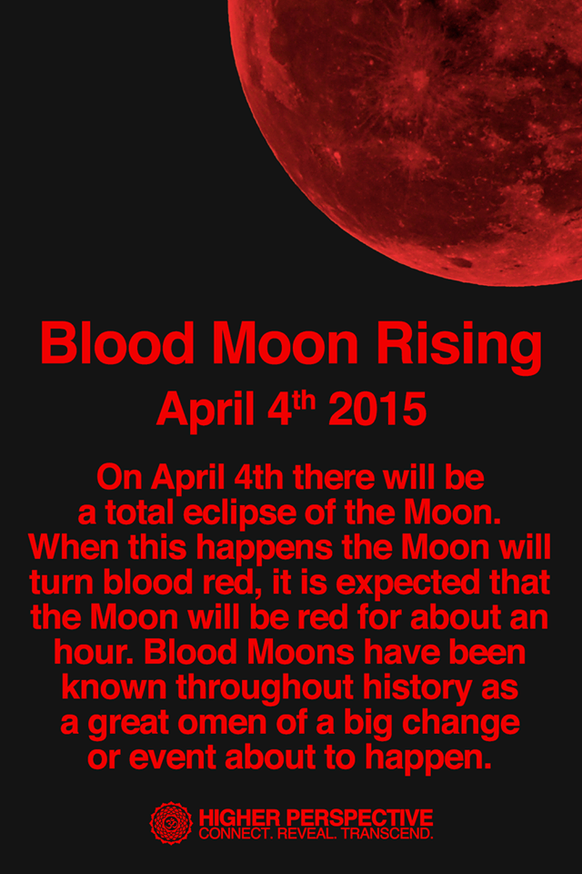 blood moon meaning in native american - photo #8