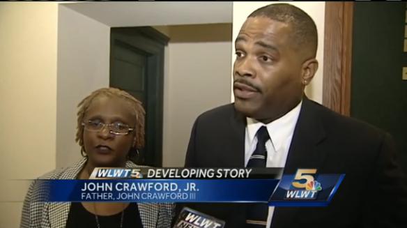 John Crawford's parents met with Attorney General Loretta Lynch (Photo: