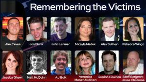 James Holmes victims