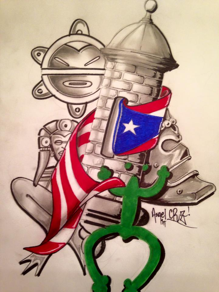 Iotd Image Of The Day 281 Puerto Rican Taino Icons