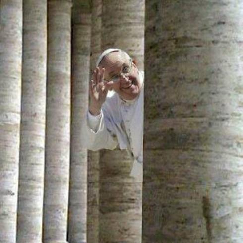PopeSmile