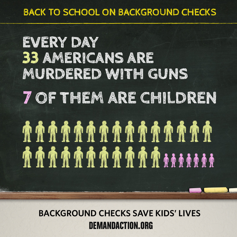 """Background Checks Could Have Prevented Mass Shootings: It's Time …. """"Demand A Plan To End Gun Violence""""!!"""