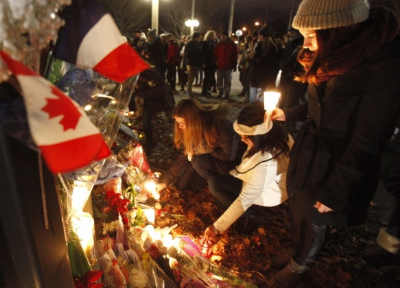 Now with Search, Upload, and Grid View Get App Global esponse to the Paris attacks; 13th November 2015