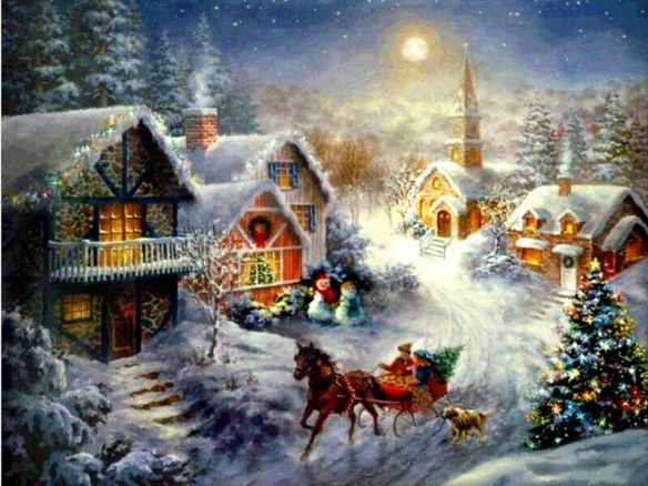 Christmas picture for Cher's Blog 2015