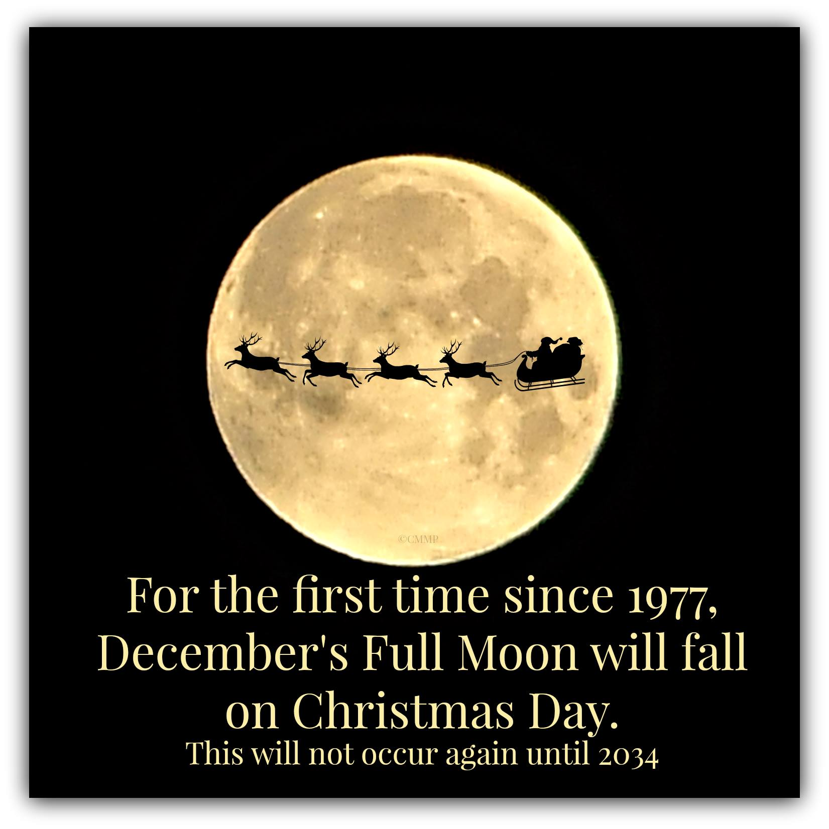 Will There Be A Full Moon On Christmas 2020 Is It A Full Moon On Christmas Day 2020 | Nkvvqr.topmerrychristmas