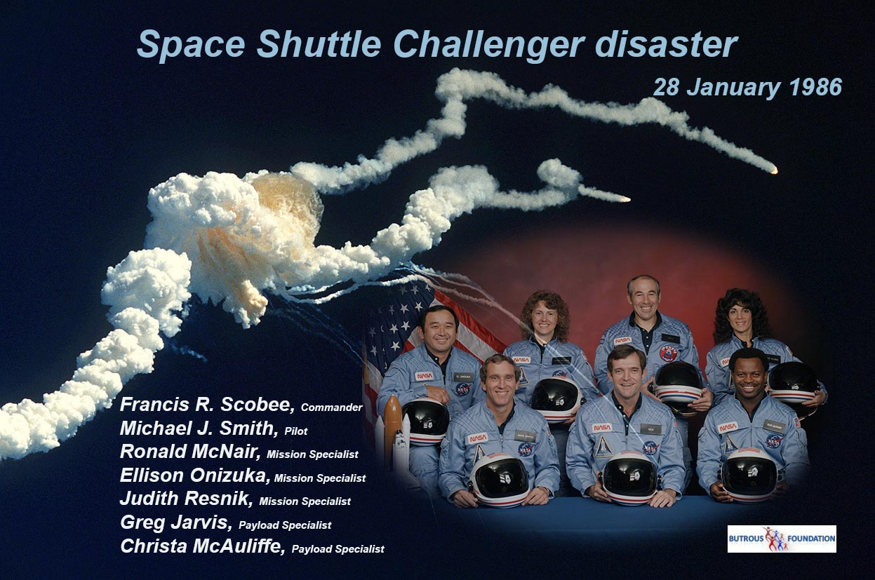 space shuttle challenger 1986 - photo #6