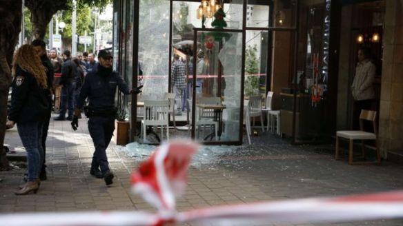 Tel Aviv attack