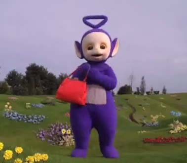 tinky winky is gay