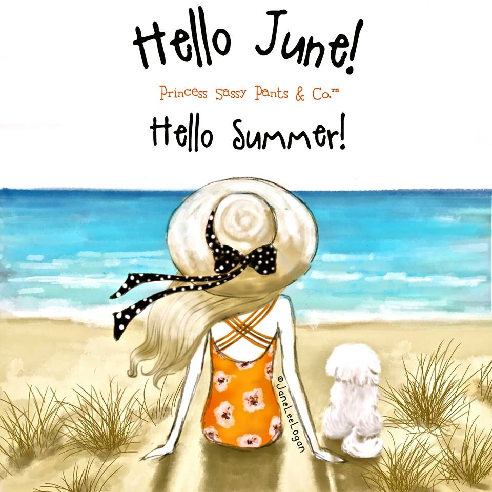 Iotd Image Of The Day 527 Hello June And Summer