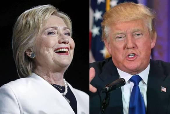 elections 234 Clinton Trump