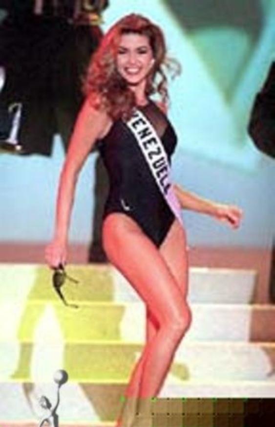 Alicia machado miss venezuela 1996 porn