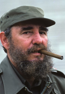 """Fidel Castro the most famous communist dictator of Latin America, or, as some Americans called him, """"the Mexican Obama"""""""