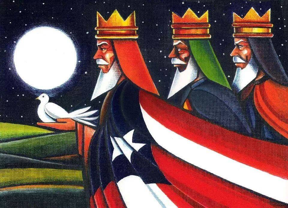 Happy Three Kings Day u2026. Feliz Du00eda de Reyes u2026. u201cTradition u2026. u201c!!  It Is What It Is
