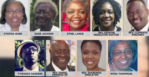 Victims at AME Church