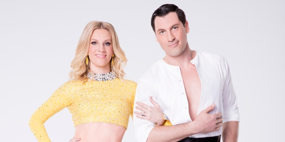 HEATHER MORRIS, MAKSIM CHMERKOVSKIY