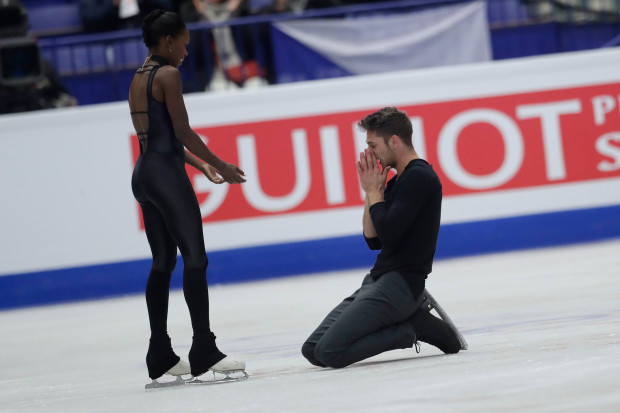 Vanessa James, Morgan Cipres