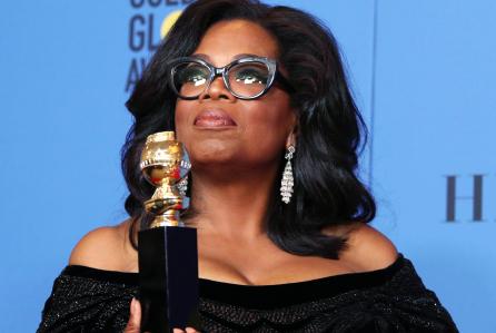Press Room - 75th Golden Globe Awards, Beverly Hills, USA - 07 Jan 2018