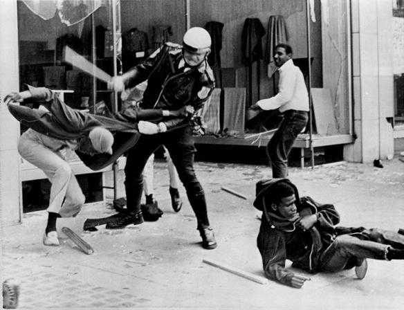 Policer Brutality